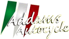 Addams Auto Cycle Logo
